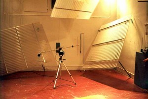 Acoustic test room