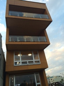 CLT Building