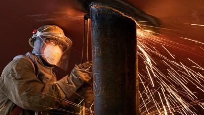 Korean welder