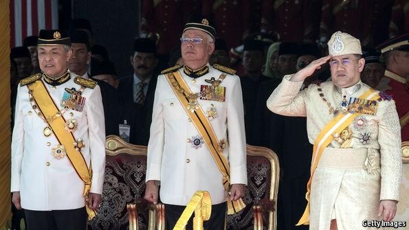 malaysias sultans