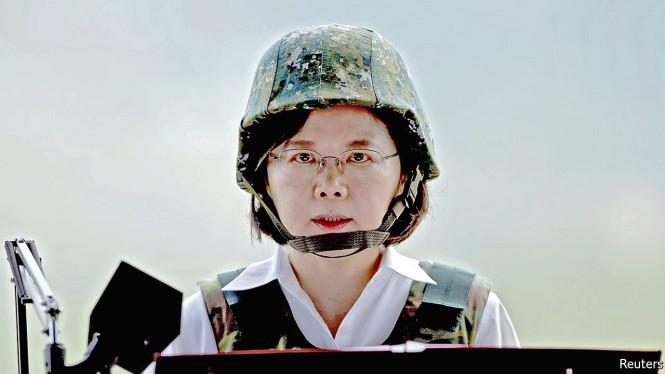 president Tsai