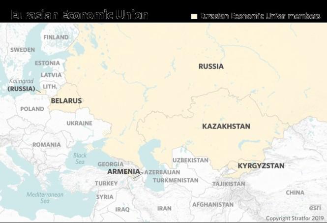 eurasian econ union
