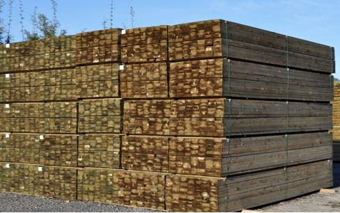 New Zealand lumber
