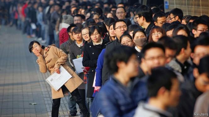 china graduates