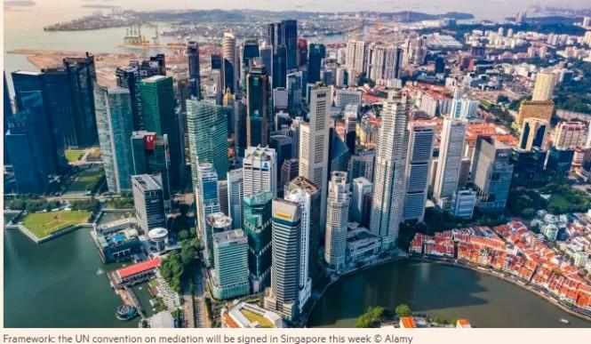 UN convention singapore